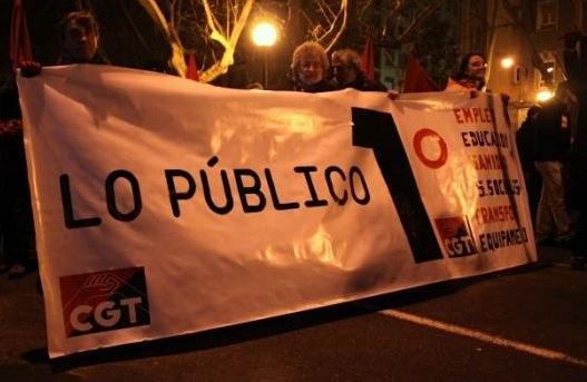 Vídeo: Contra la Reforma Laboral. Sindicatos combativos de Zgz
