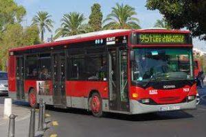 6.000 euros anuales menos para cada empleado de EMT Valencia