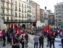 Jornada de Huelga General 29M en Lleida