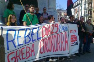 Pamplona-Iruñea: dando pasos de cara al 29M