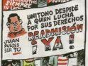 Concentración en Unitono Madrid por la readmisión Ya de Juan Montaño