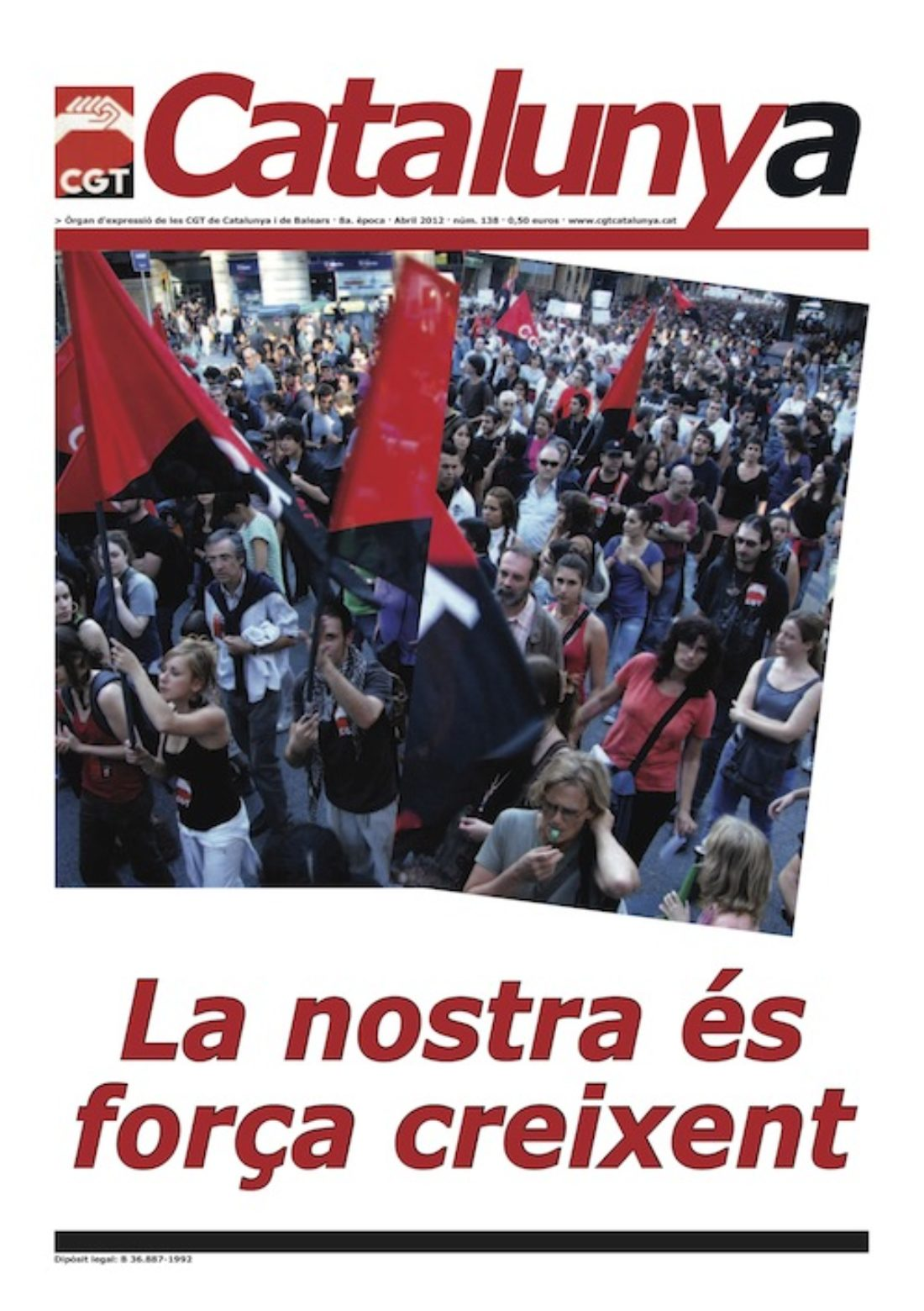 Catalunya – Papers 138