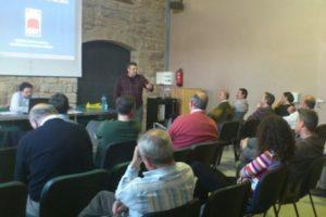 Charla de CGT en Linares sobre la Reforma Laboral y los recortes sociales