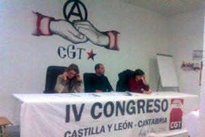 Ávila acoge, por primera vez, el Congreso territorial de CGT en su cuarta edición