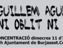 Diecinueve años sin Guillem Agulló