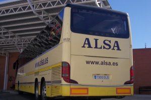 Convocatoria de huelga en Alsa (Nex Continental) de Andalucía