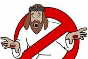 Ateos, agnósticos y librepensadores se manifiestan contra los crueles privilegios de la Iglesia