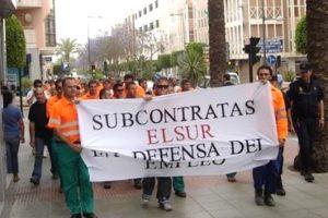 CGT saca mayoría en las elecciones de Elsur Almería
