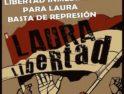 Granada: Concentración por la libertad de Laura