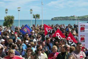 1º de Mayo en Gijón
