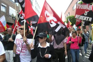 1º de mayo en Las Palmas