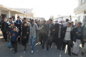 En Túnez, comenzaron a robarnos el proceso revolucionario