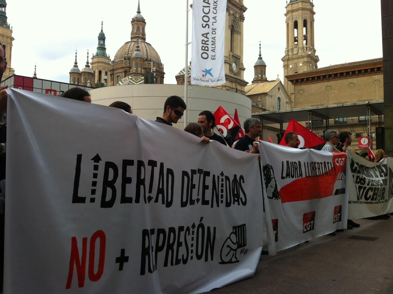 CGT Aragón y La Rioja concluyó su Congreso más unida y mirando al futuro.