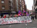 Valladolid: Manifestación contra los privilegios reales, los gastos militares y por los servicios públicos