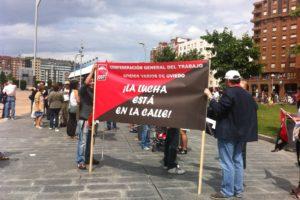 """Se crea en Avilés un espacio de lucha unitario y abierto: """"Avilés contra la crisis"""""""