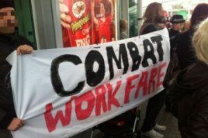 Gran victoria de la SF-AIT en la lucha contra el Workfare