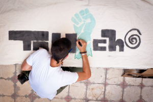 CGT-Tenerife apoya al Centro Social Ocupado Taucho