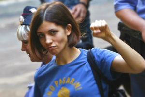Entrevista a Pussy Riot: «No soy yo, sino las autoridades las que deben tener miedo»