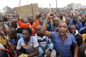 «Es mejor morir que trabajar para esa mierda»: entrevista sobre la huelga y la masacre Marikana
