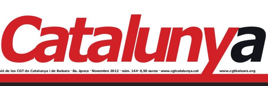Catalunya-Papers 144 Noviembre 2012
