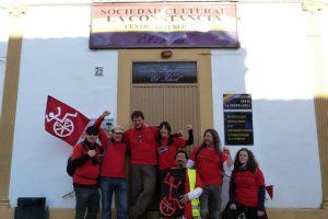 6ª Etapa de la Segunda marcha por la discapacidad por el Respeto y la Dignidad
