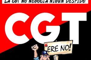 CGT-Paradores: la lucha contra el ERE continúa