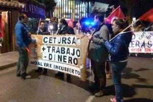 CGT-CETURSA: nos negamos a aceptar el ERE encubierto a nuestros compañeros