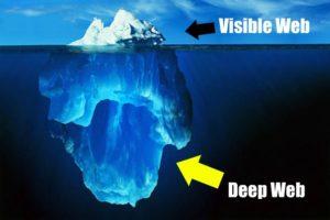 The deep web; los suburbios de Internet