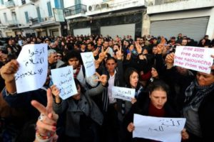 Túnez, la revuelta permanente