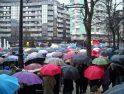 Manifestación 23f en Oviedo: «Devolvemos el golpe»