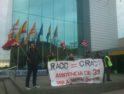 Éxito de la huelga en el RACC