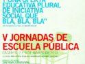 V Jornadas de Escuela Pública en Cáceres