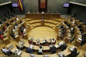 Concentración frente al Parlamento Navarro el jueves 21