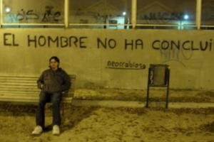 Entrevista a Neorrabioso: El poeta que pinta por las noches