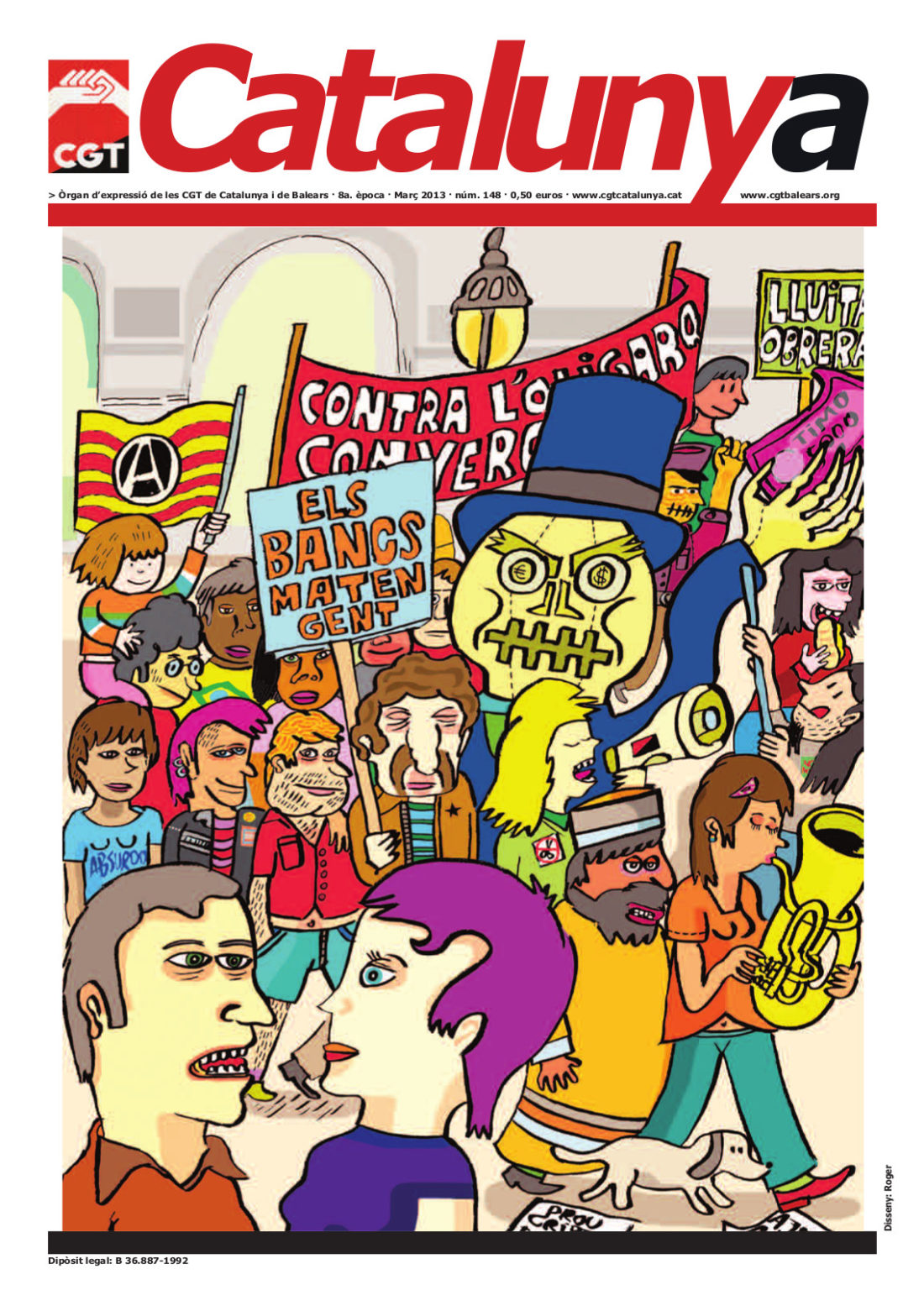 Catalunya-Papers 148 Marzo 2013