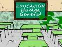 CGT apoya las movilizaciones por la Educación Pública y convoca huelga general de Enseñanza