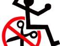 4-j: Movilizaciones en Alicante y Valencia contra las deudas en el sector de la discapacidad
