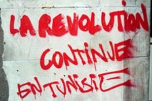 La lucha continúa en Sidi Bouzid (Túnez)