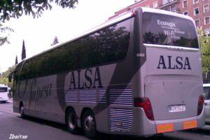 Sin acuerdo en el SERCLA de ALSA, la huelga imparable
