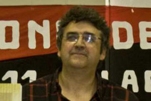 Entrevista a Jacinto Ceacero, Secretario Gral. de la CGT