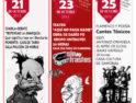Jornadas Culturales Libertarias 21 – 25 de octubre