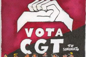 CGT Gana las elecciones del 112 en Valladolid