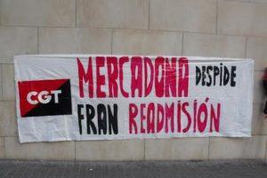 Crónica de la manifestación en apoyo a Fran en Granollers