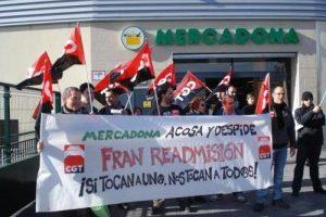 """""""Mercadona aprovecha la crisis para apretar las tuercas a los trabajadores, casi hasta la esclavitud"""""""