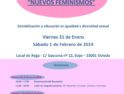Encuentro de Formación «Nuevos Feminismos»