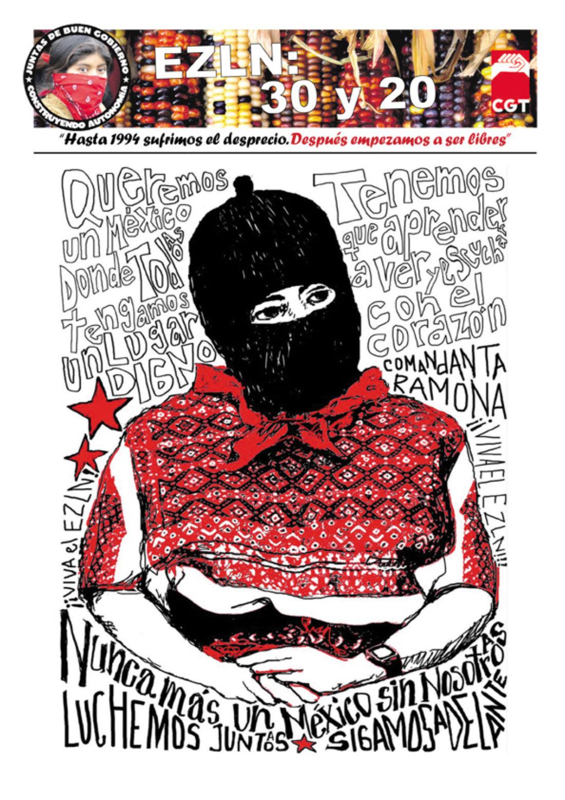 EZLN: 30 y 20 – febrero 2014