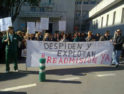 26F: Concentración en Granada por la readmisión de las compañeras despedidas en los hospitales Clínico y Virgen de las Nieves