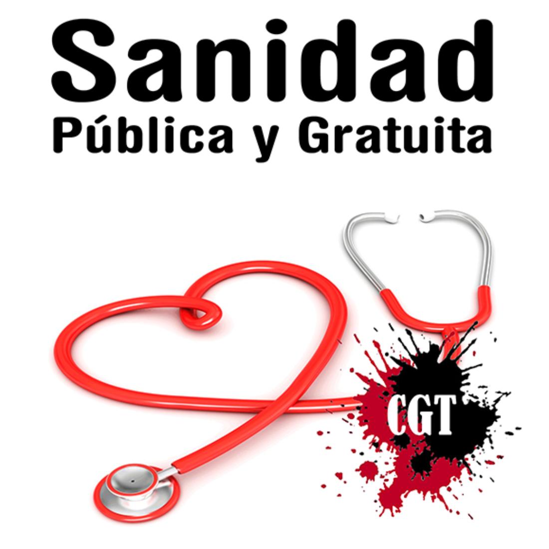 Fortalecer la sanidad pública, derogar las leyes privatizadoras