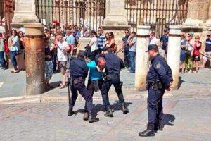 CGT Sevilla apoya a las familias de la Corrala Utopía y exige una solución real y definitiva