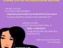 Jornadas «Las mujeres: clave de la revolución social» en Béjar